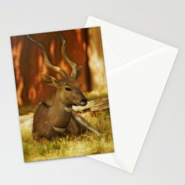 Nyala 3 Stationery Cards