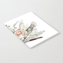 The Wild Badminton Birdie Notebook