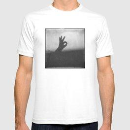 OK (B&W) T-shirt
