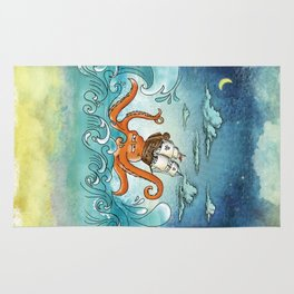 pirates of the caribbean Rug