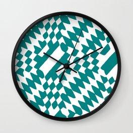 "Koloman (Kolo) Moser ""Amsel (Blackbird)"" (2) Wall Clock"