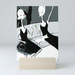 The Shindig Mini Art Print