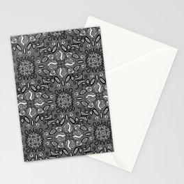 garnet_bw Stationery Cards
