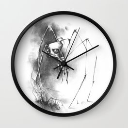 The Banished Irken Wall Clock
