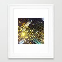 moscow Framed Art Prints featuring moscow by xp4nder