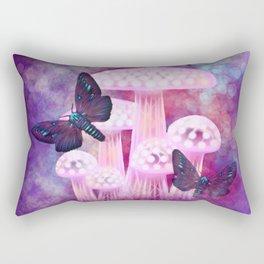 Dusk Hawk Moths Rectangular Pillow