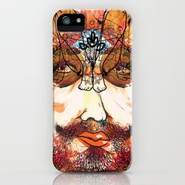 Wonderful Jinn iPhone Case
