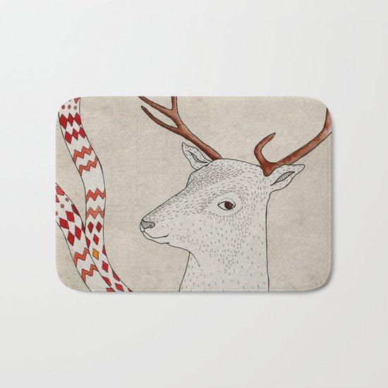 Dear deer. Bath Mat
