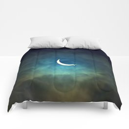 Solar Eclipse Comforters