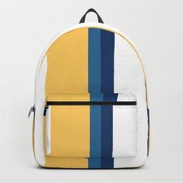 Vintage 1950s stripes Backpack