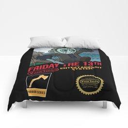 Super Voorhees Bros Comforters