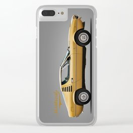 Alfa Montreal 1972 Clear iPhone Case