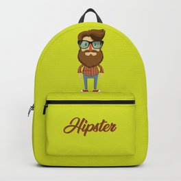 Hipster Paul Backpack
