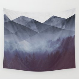 Winter Glory Wall Tapestry