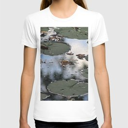 Lily Pads at the Arboretum T-shirt