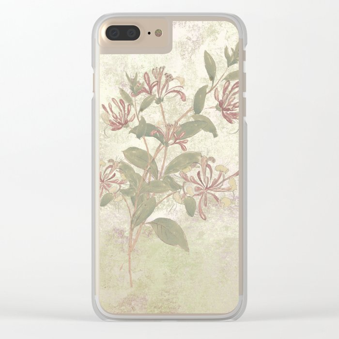 Harmonies and sweet sounds Clear iPhone Case