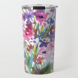 Lavender Mini Fleurs Travel Mug