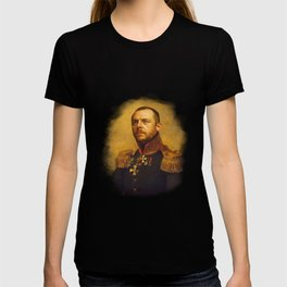 Simon Pegg - replaceface T-shirt