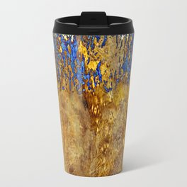 The Gold suite #3 Travel Mug