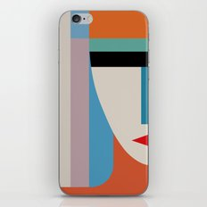 Absolute Face iPhone Skin