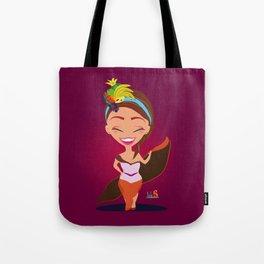 Tuti la Frutty/Character & Art Toy design for fun Tote Bag