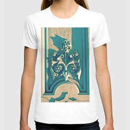 Green Flowers in New York City T-shirt