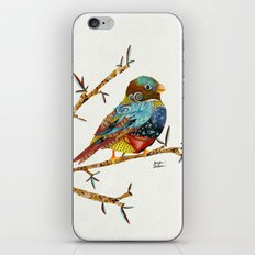 Twilight Bird iPhone & iPod Skin