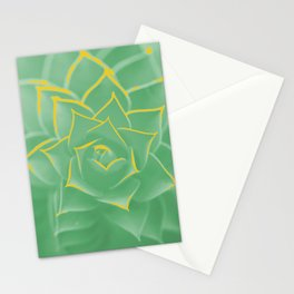 Pastell Flower Stationery Cards