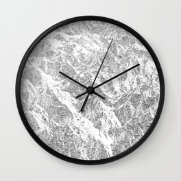 Call of the Mountains Wall Clock