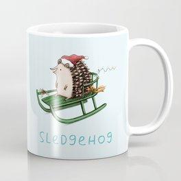 Sledgehog Coffee Mug