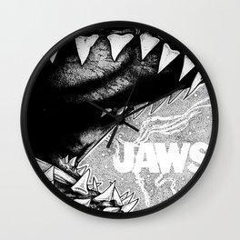 Jaws. Alternate version. Wall Clock