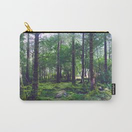 Moss Blanket Carry-All Pouch