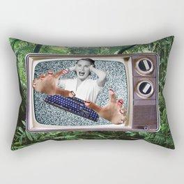 online jungle Rectangular Pillow