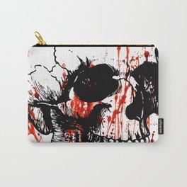 Skull | Skull head | Human skull | Skull love | Goth aesthetic | Bones | Skull decor | Skull design Carry-All Pouch