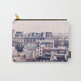 Paris Rooftops Reprise Carry-All Pouch