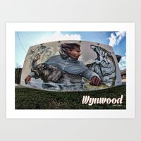 Wynwood Grafitty Art Print