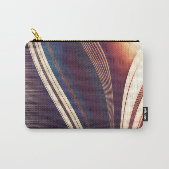 Lines/Abstract 7.1 Carry-All Pouch