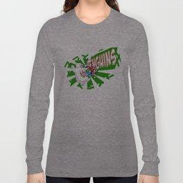 Christmass Spidy. Long Sleeve T-shirt