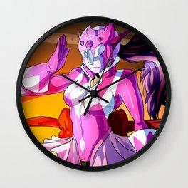 Harakiri Pink Wall Clock