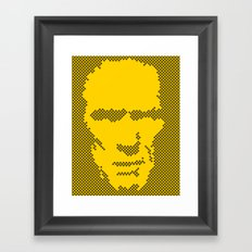 Harry Dots Framed Art Print