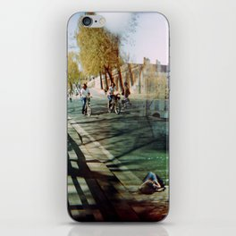 Paris in the Spring Time 2 iPhone Skin