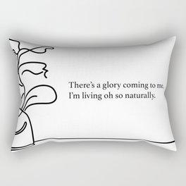 Feeling Fiddle Leafin Good Rectangular Pillow