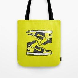 Wu Tang Dunks Tote Bag