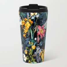 Exotic Garden Travel Mug