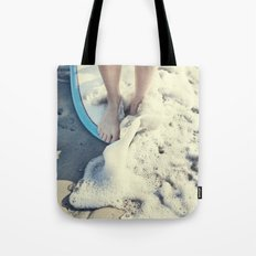 toes on the nose  Tote Bag