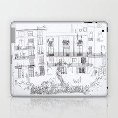 Algún lloc aprop del carrer Comtal Laptop & iPad Skin