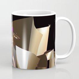Waveshaper 80s synthwave cyberpunk robot Coffee Mug