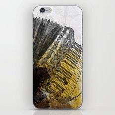 accordion iPhone & iPod Skin