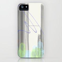 Late Confetti iPhone Case