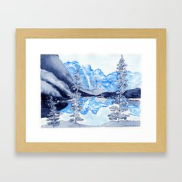 Peak Experience Framed Art Print